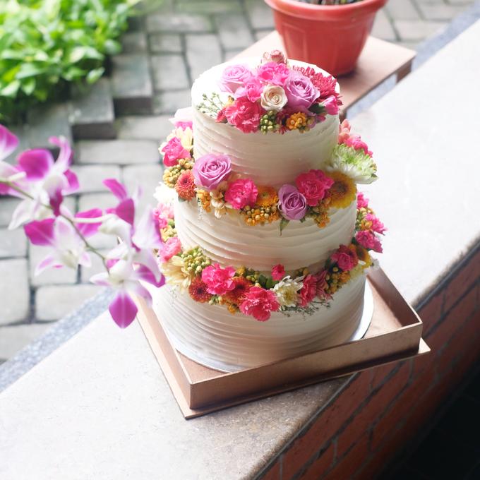Wedding Anniversary Cake By K Pastries Bridestory Com