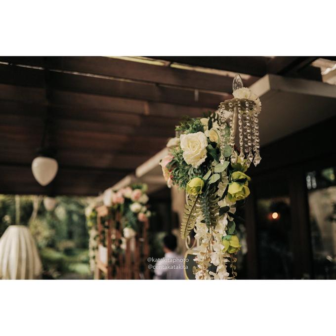 Rustic Garden Wedding by Katakitaphoto - 007