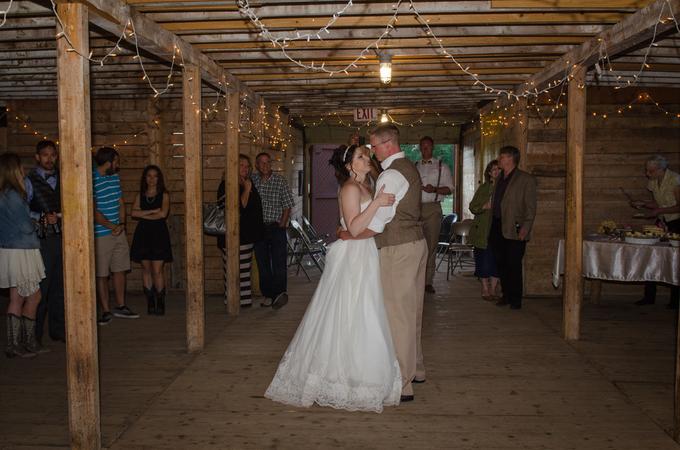 DIY Grand Lake Wedding by Always Adore - 017