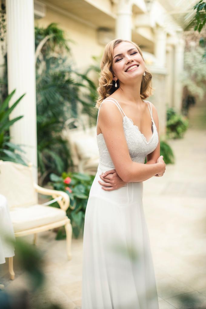 """My Little Bird"" Wedding Dresses Collection  by APILAT - 013"