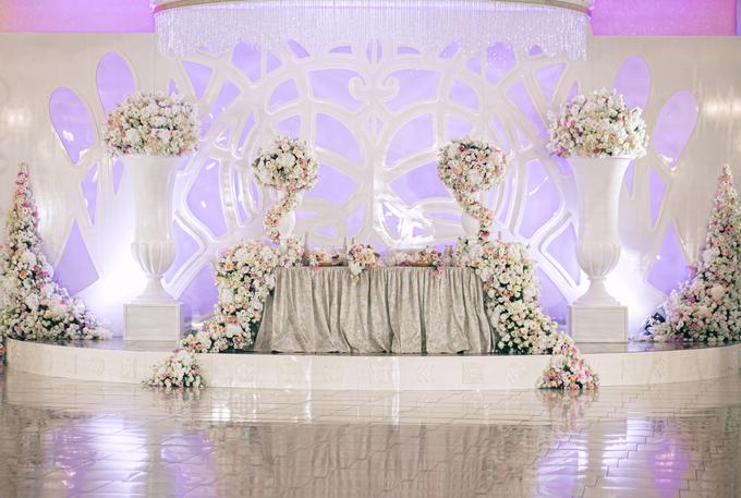 Neoclassic wedding by Wedding planner Oksana Bedrikova - 001