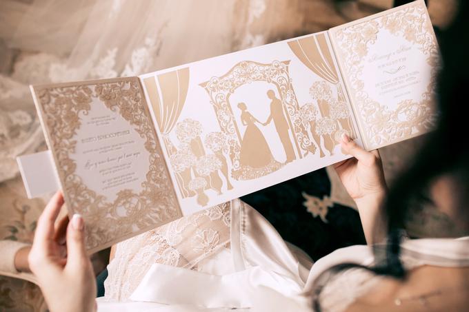Neoclassic wedding by Wedding planner Oksana Bedrikova - 004