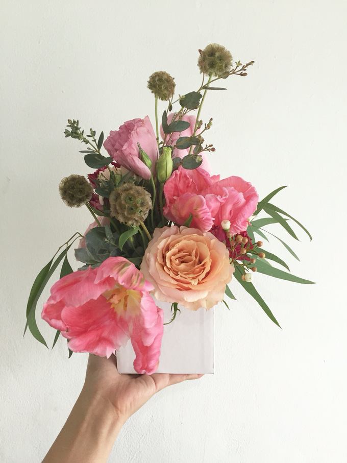 Floral Journal  by D'Alexandra Flowers - 016