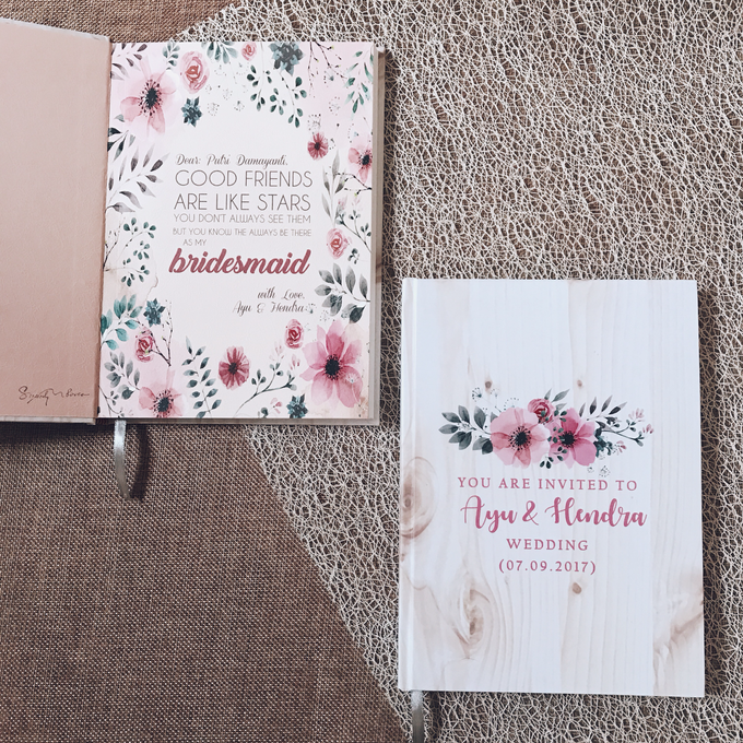 Bridesmaid and Groomsmen invitation by Molusca Project - 007