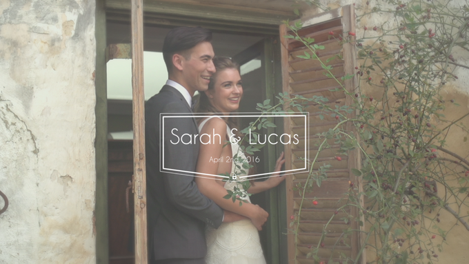 Sarah & Lucas Shortened Highlights Montage by LoveStory Films - 002