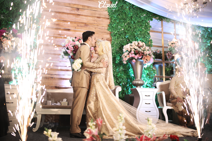 The Wedding of Tryssya + Luthfi by Cloud Studio - 001