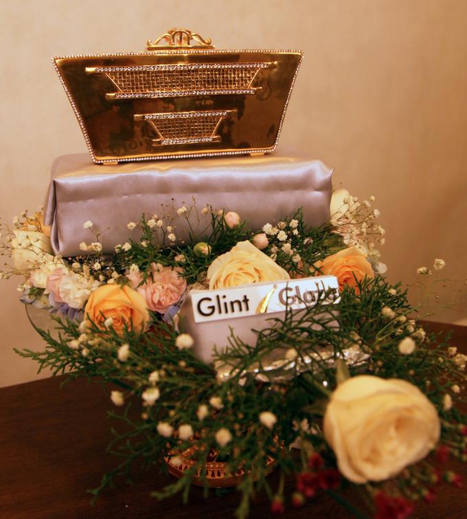Bespoke Wedding Jewelry & Accessories by The Glint & Glaze - 006
