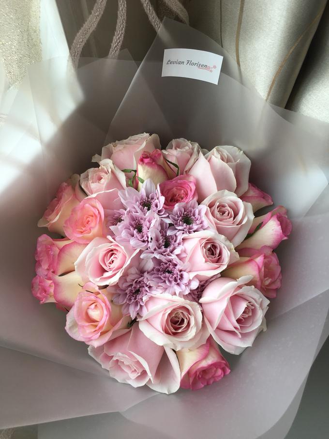 Unicorn Theme Bouquet  by Levian Florisen - 009