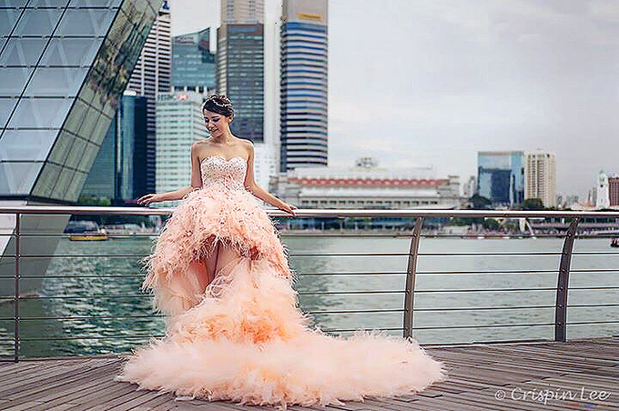 Paris Anna Pre-Wedding Shoot by Stephy Ng Makeup and Hair - 007