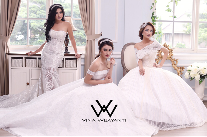 VINAWIJAYANTIBRIDAL NEW COLLECTION 2017 by UTOPIA STUDIO - 001