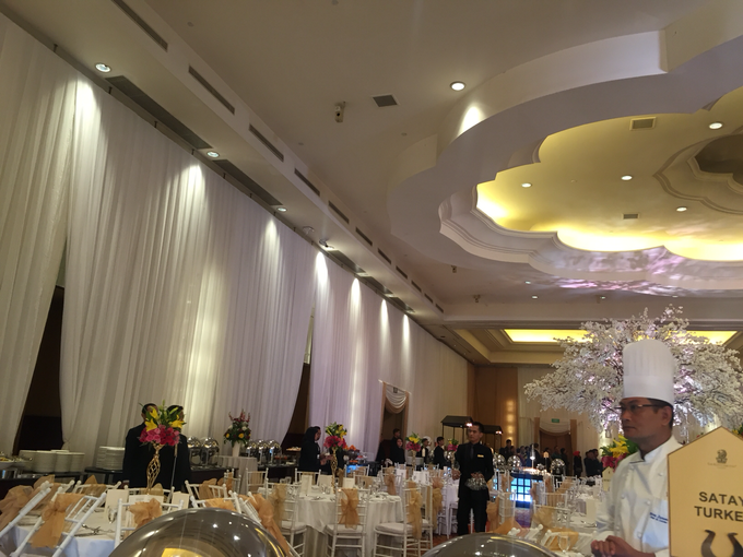 Wedding Adiva & Harun-Grand daughter Elvy Sukaesih by The Ritz-Carlton Jakarta, Mega Kuningan - 005