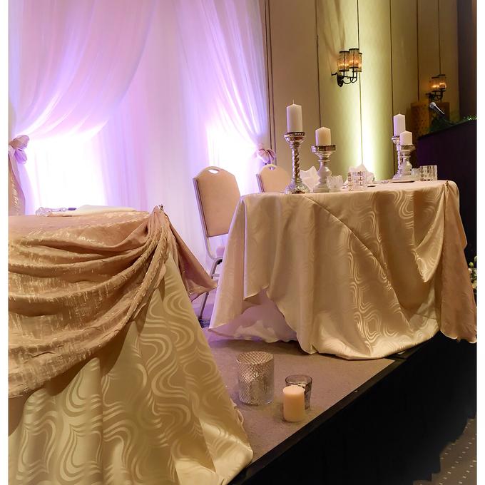 Cream and Gold Halekulani Wedding by Bella Amour Events Hawaii - 005