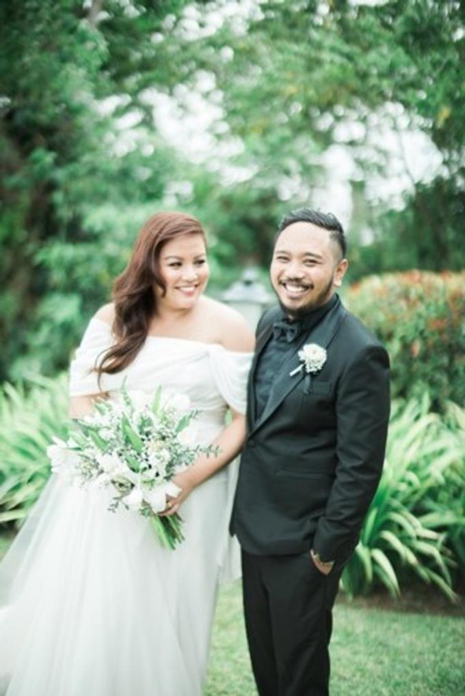 David & Amora wedding by TS BRIDAL BALI - 002