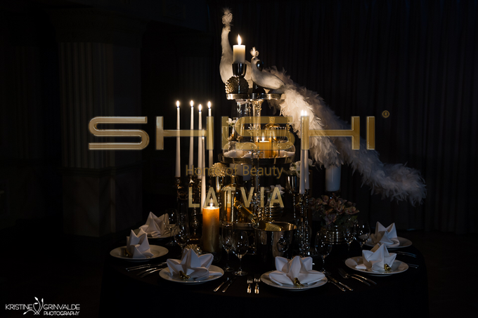 Table decorations by SHISHI Home of Beauty - 031