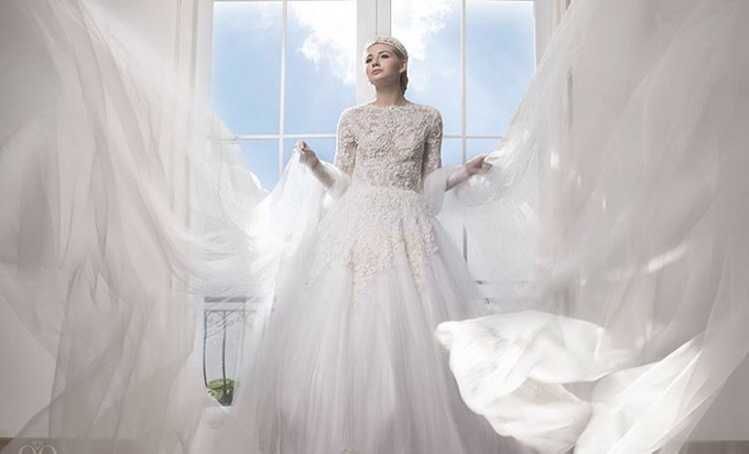 Bridal campaign by Tracy Bridal House - 012
