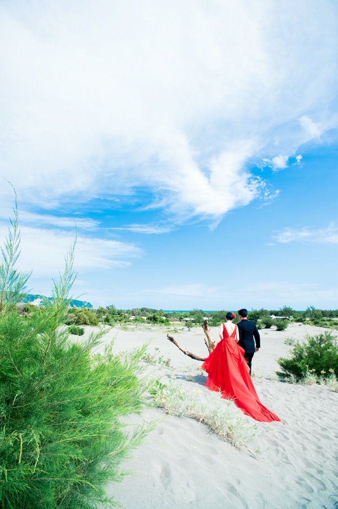 Daniel + Fransisca by Blooming Box Photography - 003
