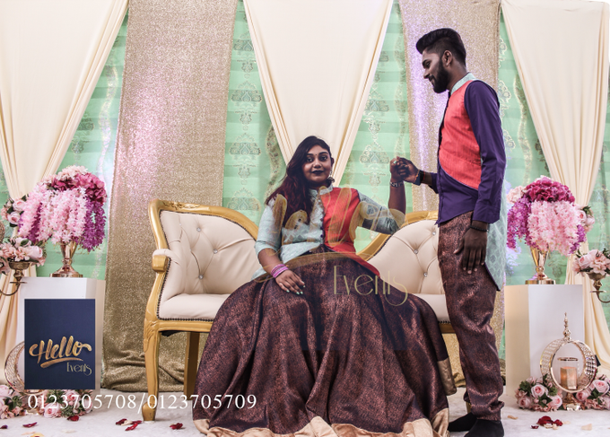 Sanusha weds Arvind  by Helloeventsmy - 007