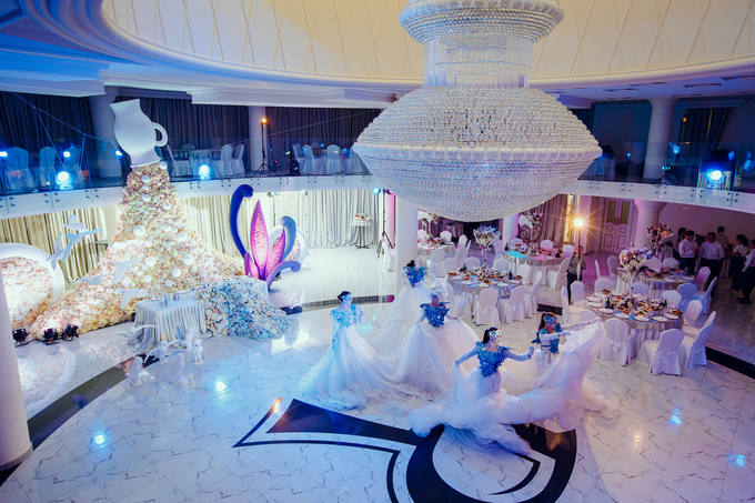 We can fly away by Wedding planner Oksana Bedrikova - 012