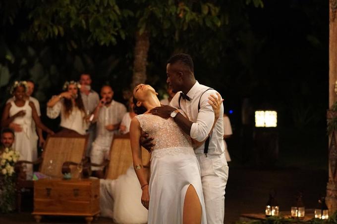 Alessia Sacco Wedding Reception  by FANNY KARTIKA - 005