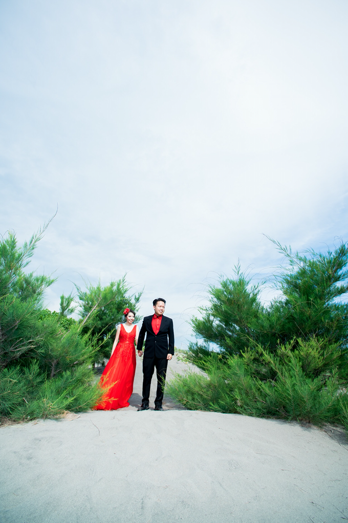 Daniel + Fransisca by Blooming Box Photography - 022