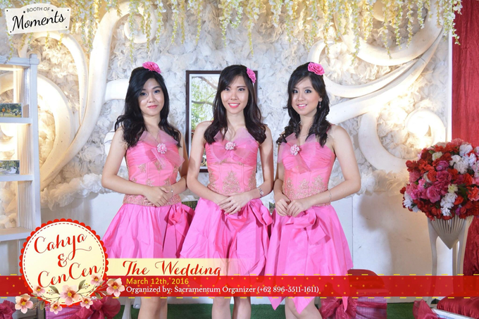 Cahya & Cencen Wedding by Booth of Moments - 005