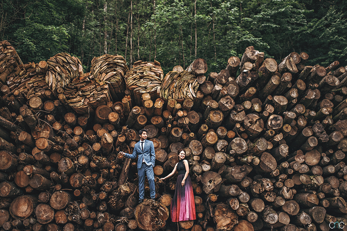 Best Prewedding by Hendra & Andre by Cheese N Click Photography - 016