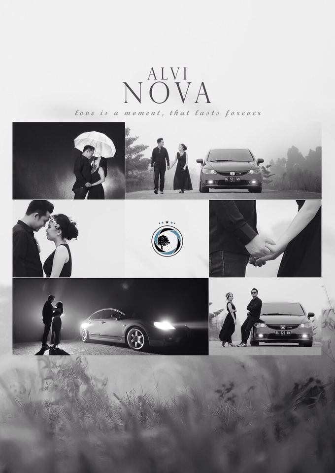 Story of Prewedding : Nova & Alvi by glamour photography - 010