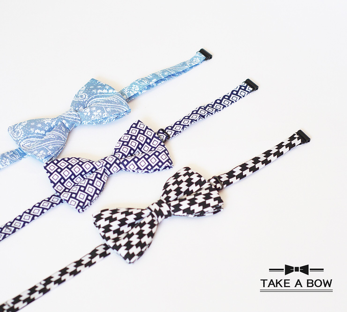 New collection for prints by Take A Bow Tie - 001