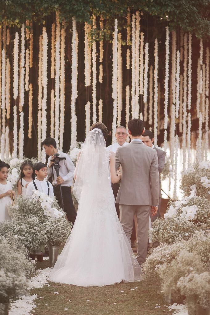 Sampran Village Thailand Wedding  by Fleuri - 019