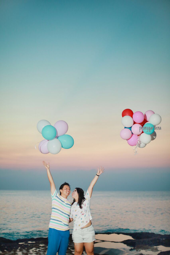 helium balloons by Peony Garden Bali - 008