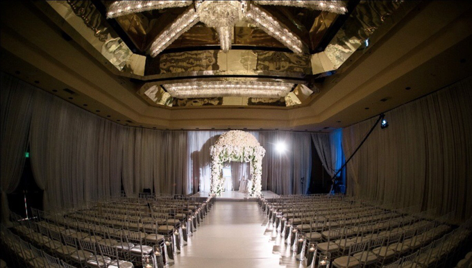 Hilton Universal by Pärdē Productions - Parde Productions Event Lighting Los Angeles & Special Effects - 002