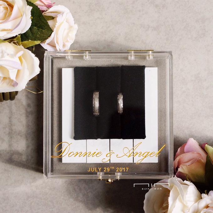 Wedding Ring Box (Piano Theme) by NINbox.box - 001