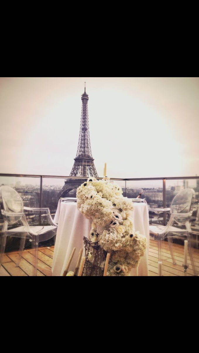An overview of our weddings and events. by Luxe Paris Events - 050