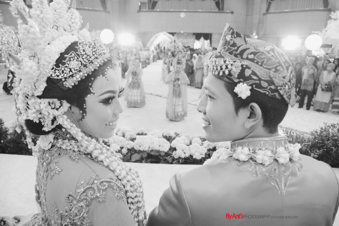 Tanti & arif wedding day  by HEAVEN ENTERTAINMENT - 003