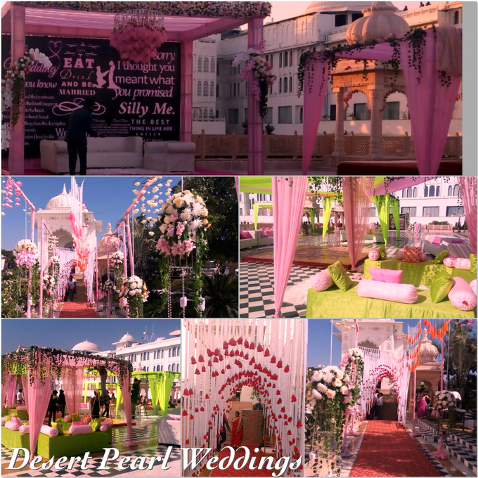 Wedding planner in udaipur by Desert Pearl Entertainment - 016