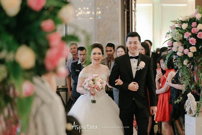 Wedding Day Michael and Dian by de_Puzzle Event Management - 029