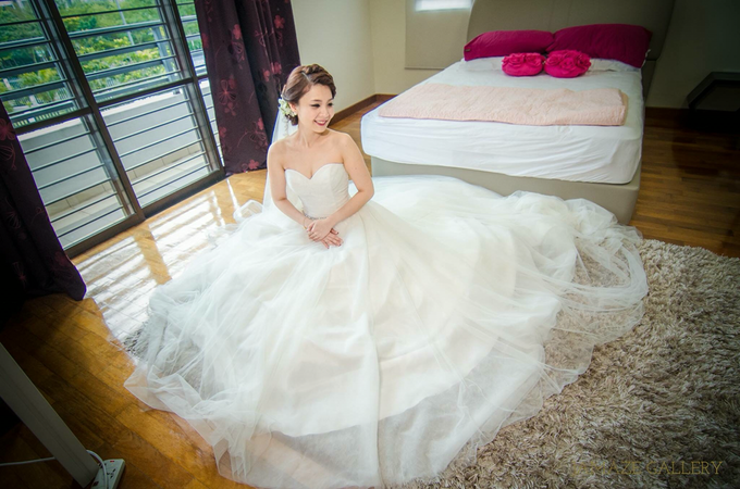 Kah Pei & Sook Kwan Wedding Ceremony by Jamaze Gallery - 006