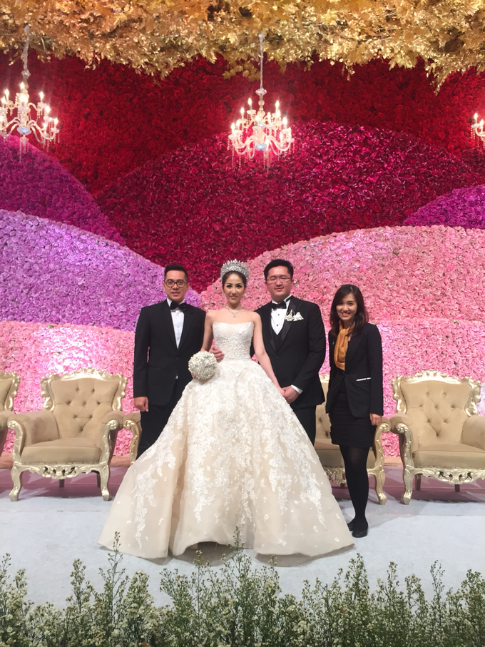 Wedding Kurniawan & Gaby by MARK & CO - 012