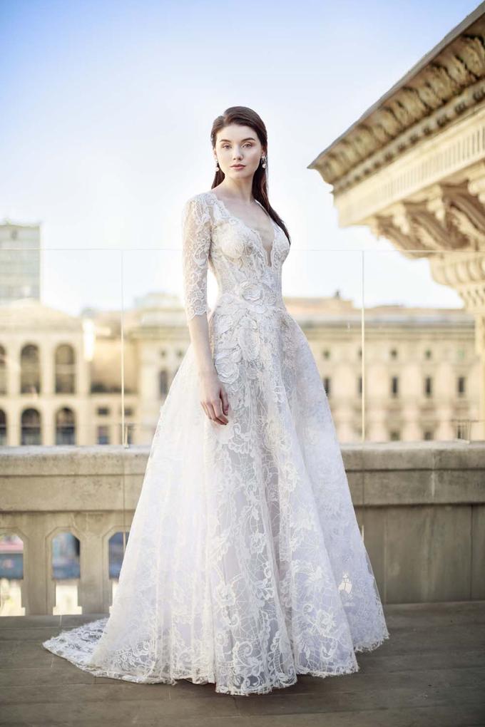 GEMY MAALOUF Bridal 2017 Artistic Photo Shoot by GEMY MAALOUF - 007