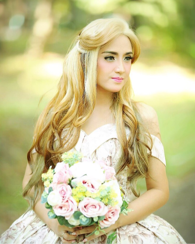India and Princess  by LCK Makeup Artist - 001