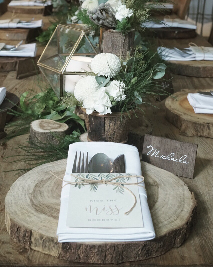 DREAMY WOODLAND BRIDAL SHOWER by The Bloomingbuds - 001