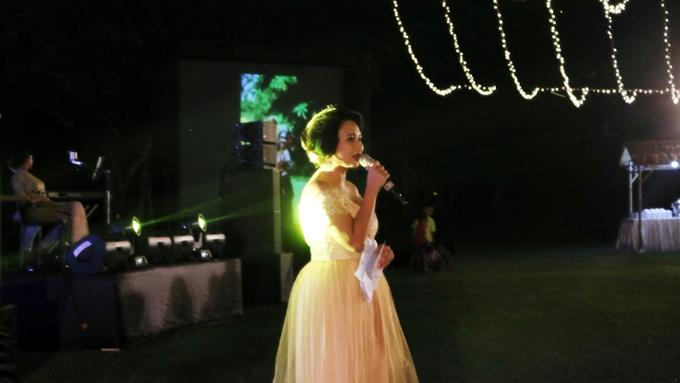 Balinese Wedding Reception of Ina & Dwipa by Tirza Zoraya - 008