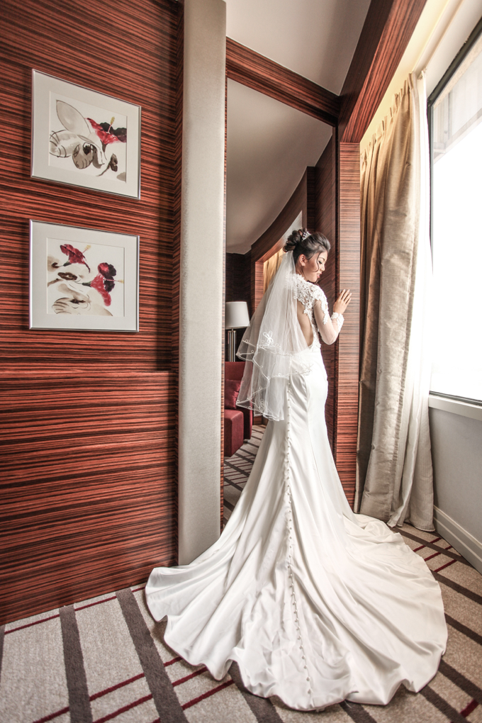 CC&O's Wedding  by Levian Florisen - 015