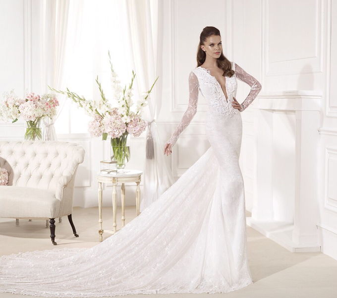 Wedding Gowns  by Paris Dress - 027