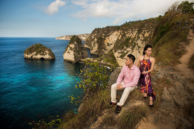Nusa Penida Prewedding by Gusde Photography - 019