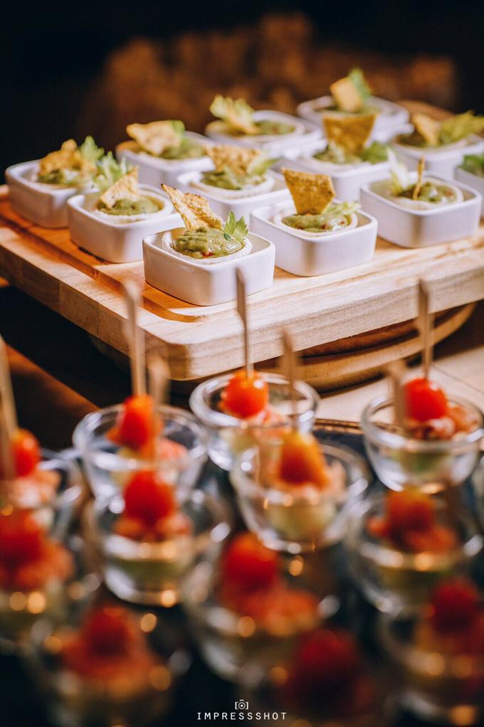 Chic Wedding by Shangri-La Hotel, Bangkok - 007