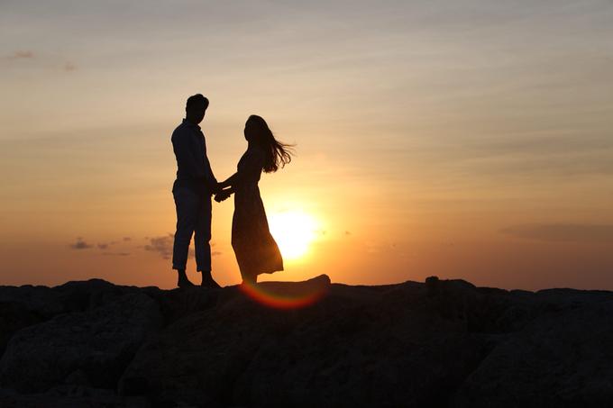 Romantic sunset in bali by Yn.baliphotography - 005