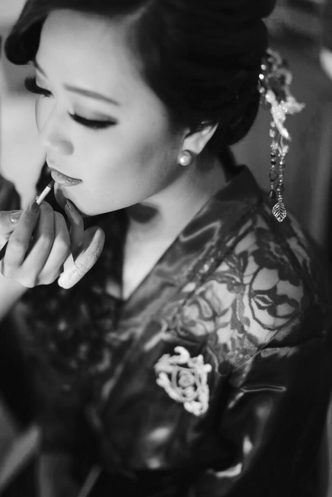 Engagement Makeup for Mely by Vermount Photoworks - 001