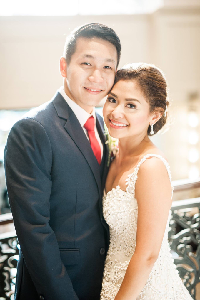 My Brides  by Makeup By Rose Abastillas - 011
