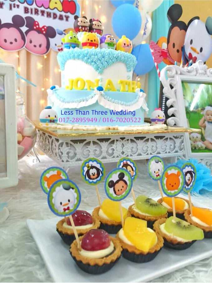 Birthday Decoration by Less Than Three Wedding - 032